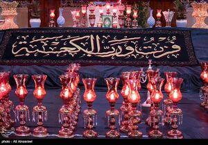 عکس/ احیای شب بیست و یکم ماه رمضان در کربلا