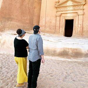 راز توهین همسر ابی به ساحت مقدس امام علی(ع) +عکس