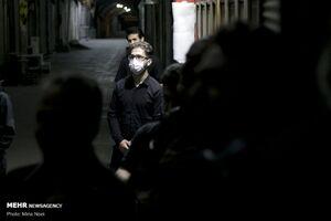 عکس/ عزاداری شهادت امام علی(ع) در بازار تبریز