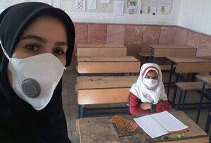 تنها دانشآموزی که به مدرسه رفت