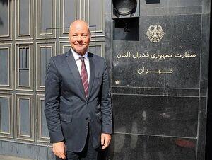سفیر آلمان در تهران فراتر از یک جاسوس