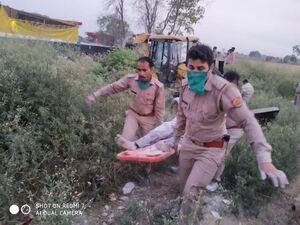 تصادف مرگبار در هند