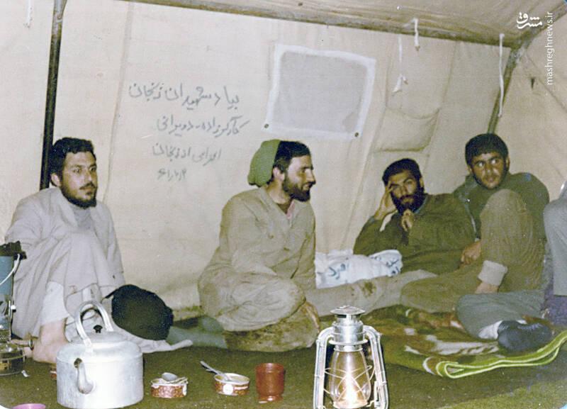 شهید علی اکبر سید جوادی