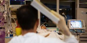 متفاوتترین هیأت شب قدر در بیمارستان کروناییها +عکس
