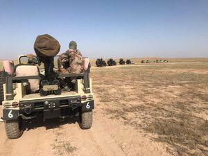 کشف ۶ مقر تروریستهای داعش در شرق عراق