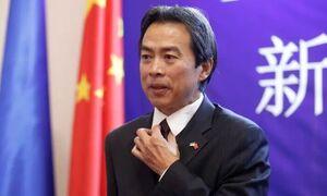 سفیر چین پس از پاسخ به اتهامهای آمریکا کشته شد