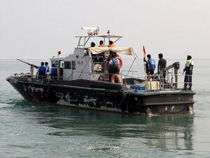 یک کشتی در سواحل جنوبی یمن مورد حمله قرار گرفت