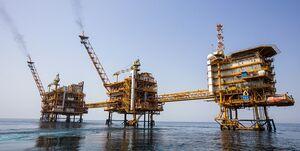 آخرین وضعیت میادین گازی ایران در دریا