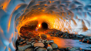 تونل برفی لالون