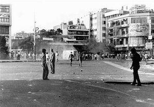 روایت یک عکس از روزهای خونین انقلاب