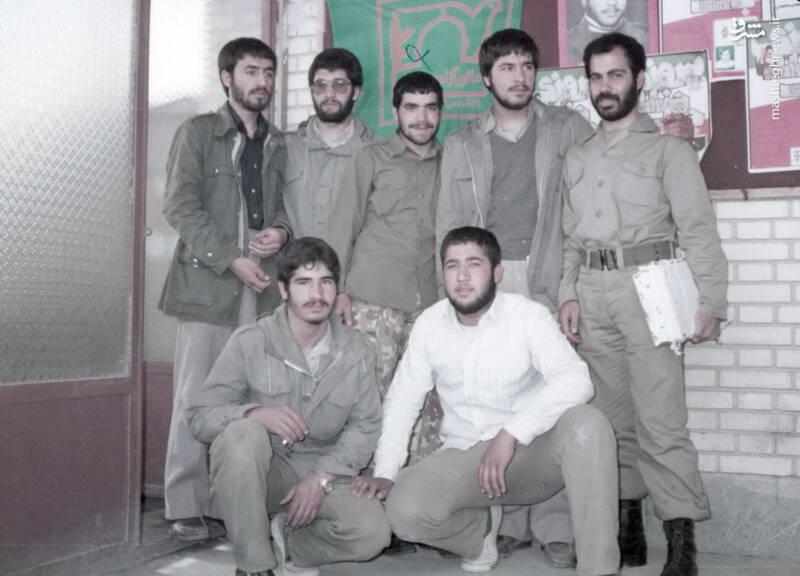 شهید اکبر غلامپور معین آبادی
