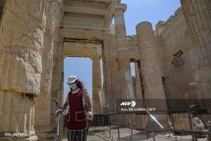عکس/ بازگشایی مجموعه تاریخی در آتن