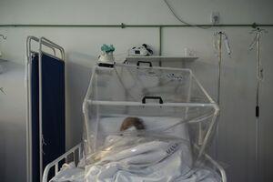 اتاق متفاوت ویژه بیماران کرونا