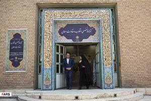 عکس/ افتتاح کتابخانه تخصصی انقلاب و مقاومت اسلامی