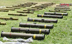 عکس/ ردپای رژیم صهیونیستی و آمریکا در شارژ تروریستها