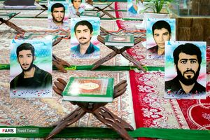 عکس/ ترتیل خوانی متفاوت قرآن در بوشهر