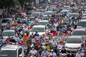 عکس/ موتورسواران خیابانهای مرکز ویتنام را پر کردند