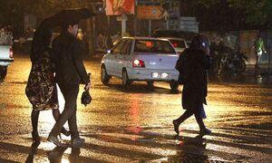 پیشبینی باد و باران برای برخی استانها