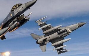 رویارویی جنگندههای ترکیه و یونان بر فراز اژه