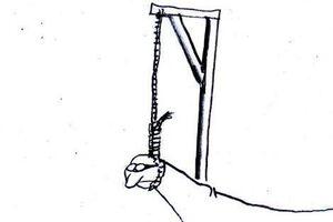 کاریکاتور/ حکم اعدام برای سلطان خودرو!