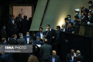 آخرین جلسه علنی مجلس