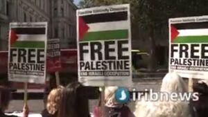 فیلم/ فلسطین تنها نیست حتی در زادگاه رژیم صهیونیستی