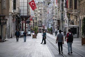 استانبول در قرنطینه کرونا