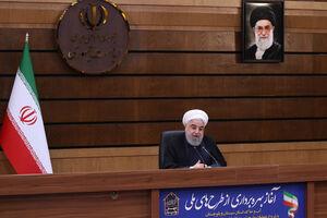 فیلم/ روحانی: تحریم ها بر حرکت ما اثر ندارد