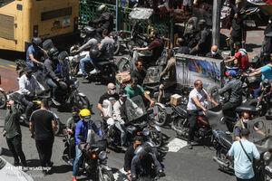 عکس/ بازگشت تهران به روزهای قبل کرونا