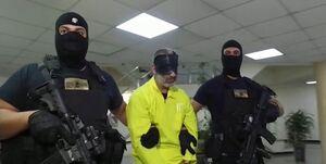 مصاحبه العربیه با عضو ارشد داعش؛ اعتراف به قتل 900 جوان عراقی