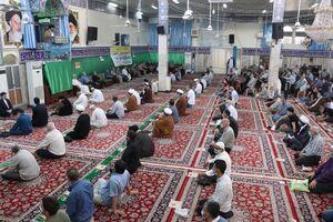 اولین نمازجمعه حرم حضرت زینب س