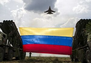 رزمایش موشکی ونزوئلا همزمان با انتظار برای نفتکشهای ایرانی +فیلم
