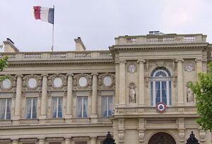 وزارت امور خارجه فرانسه
