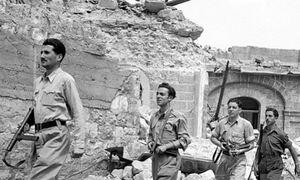 روایت صهیونیست ها از اشغال فلسطین