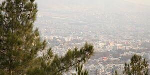 هوا در پایتخت بازهم آلوده شد