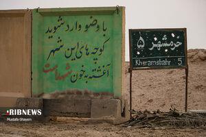صحبتهای شنیده نشده رزمندگان هنگام ورود به خرمشهر+ فیلم
