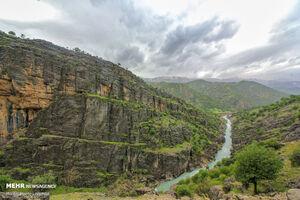 عکس/ نگین سبز استان چهارمحال و بختیاری