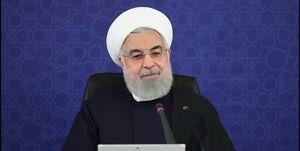فیلم/ روحانی: مردم ما را بیشتر همراهی کنند