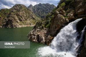 عکس/ منطقهای شگفتانگیز در دل کوهستانهای ایران