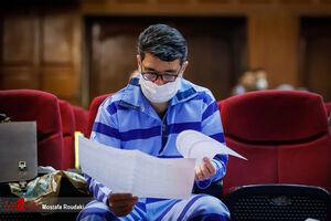 سومین جلسه رسیدگی به اتهامات ۲۱ متهم کلان ارزی