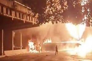 وقوع انفجار در پایتخت ونزوئلا