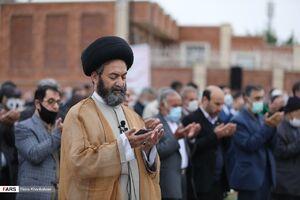 عکس/ برگزاری نماز عید فطر در اردبیل