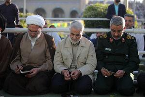 فیلم/ مصاحبه حاج قاسم سلیمانی در آخرین عید فطر