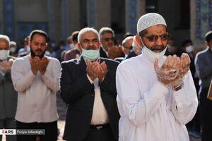 عکس/ نماز عید فطر در سیستان و بلوچستان