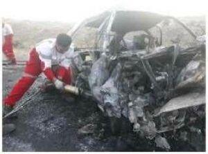 عکس/ تصادف مرگبار در اصفهان