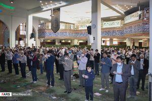 عکس/ اقامه نماز عید فطر در پردیس