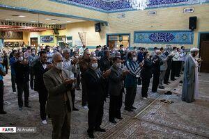 عکس/ برگزاری نماز عید فطر در ارومیه