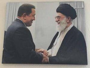 سفیر ایران در ونزوئلا: دو رهبر و دو انقلابی که قلبهایشان با هم است +عکس
