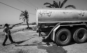 مشکل بیآبی غیزانیه خوزستان چیست؟