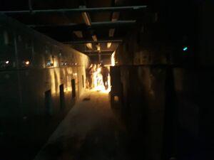 مهار آتشسوزی نیروگاه تبریز با دو مصدوم